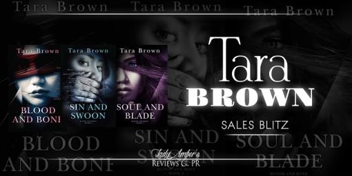 Blood & Bone Series by Tara Brown - SALES BLITZ